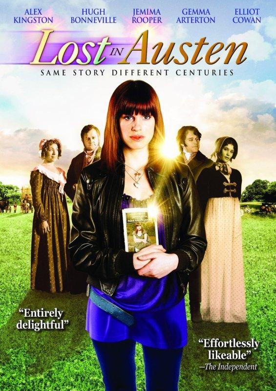 "Série : ""Orgueil et quiproquos"" (Lost in Austen)"