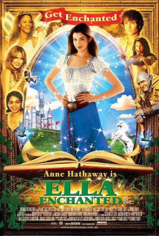 """Film : """"Ella au pays enchanté"""""""
