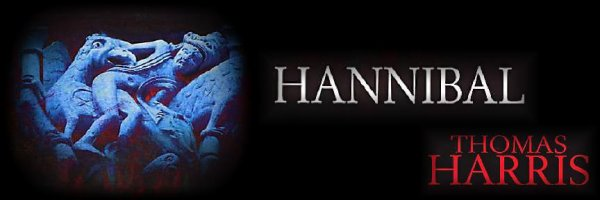 Hannibal Lecter, tome 3