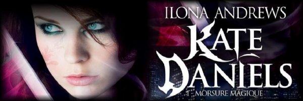 Kate Daniels, tome 1