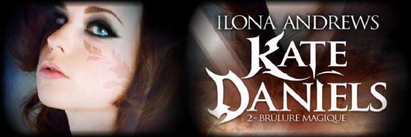 Kate Daniels, tome 2