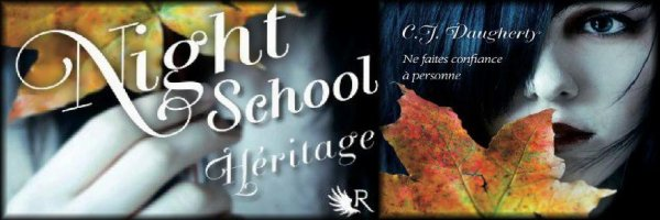 Night School, tome 2