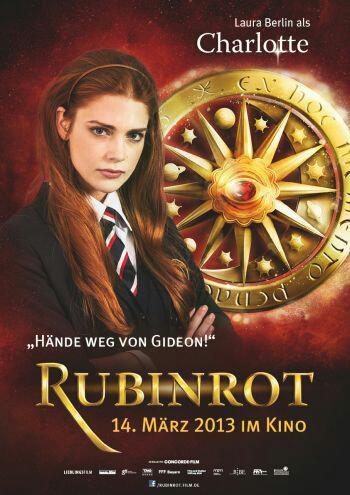 Rouge Rubis, six nouvelles affiches