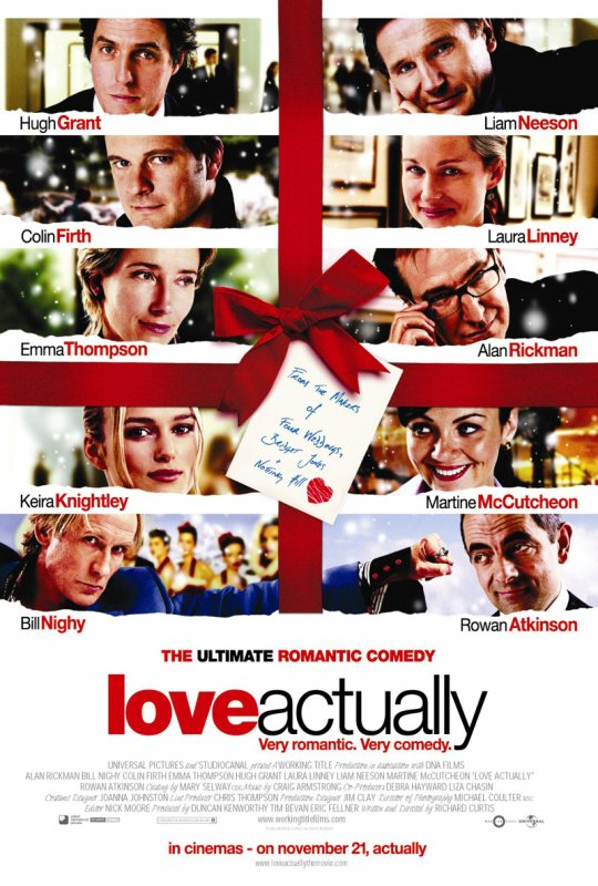 "Film : ""Love Actually"""