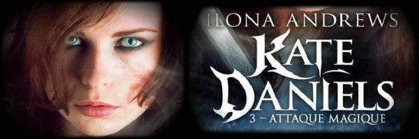 Kate Daniels, tome 3