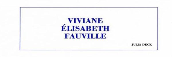 Viviane Elisabeth Fauville