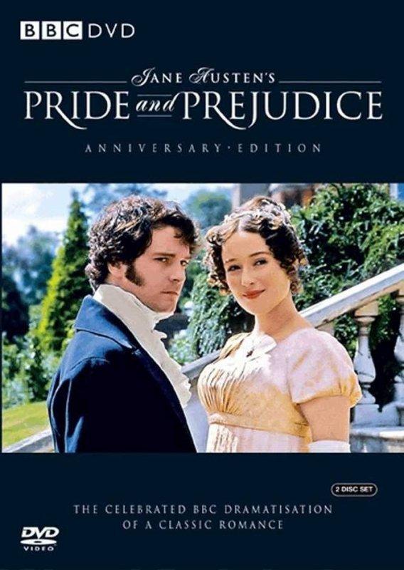 """Film : """"Orgueil et préjugés"""" (1995)"""