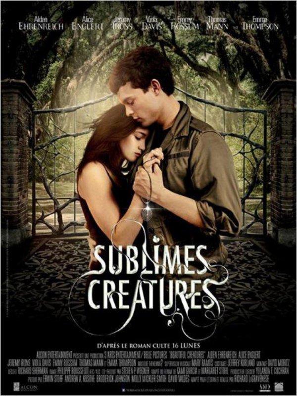 """Film : """"Sublimes créatures"""""""