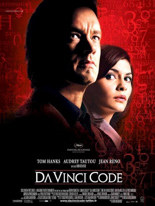 """Film : """"Da Vinci Code"""""""
