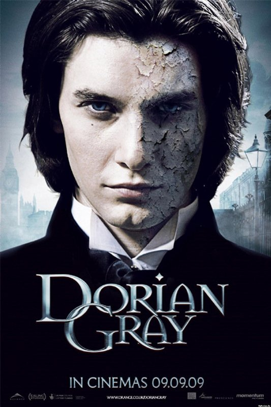 "Film : ""Le portrait de Dorian Gray"""