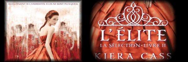 La Sélection, tome 2