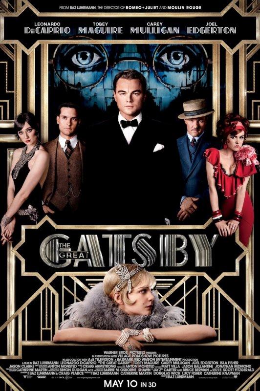 """Film : """"Gatsby le Magnifique"""""""