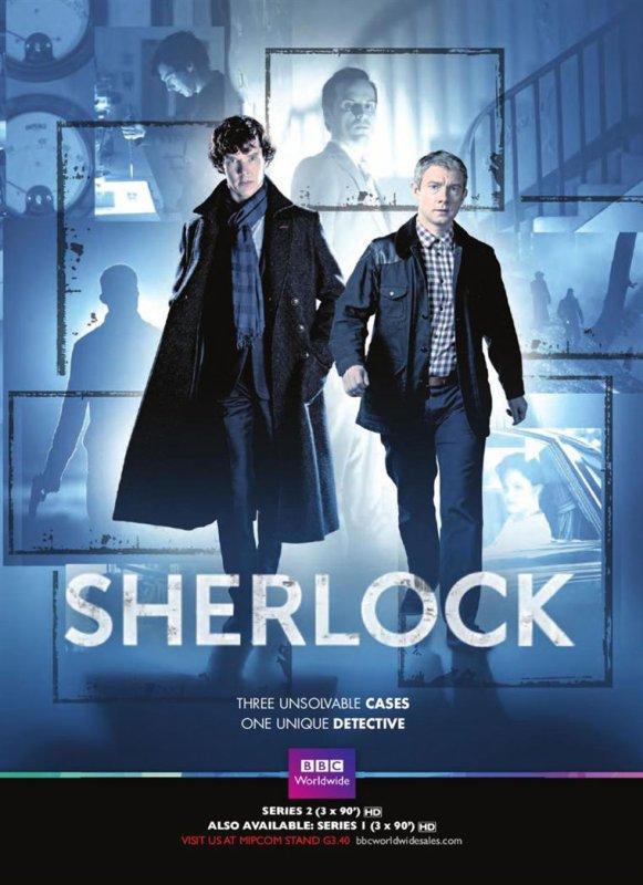 """Série : """"Sherlock"""""""