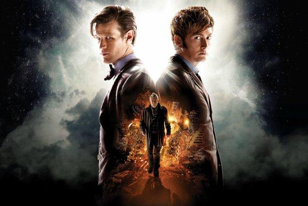 Doctor Who : Episode des 50 ans de la série
