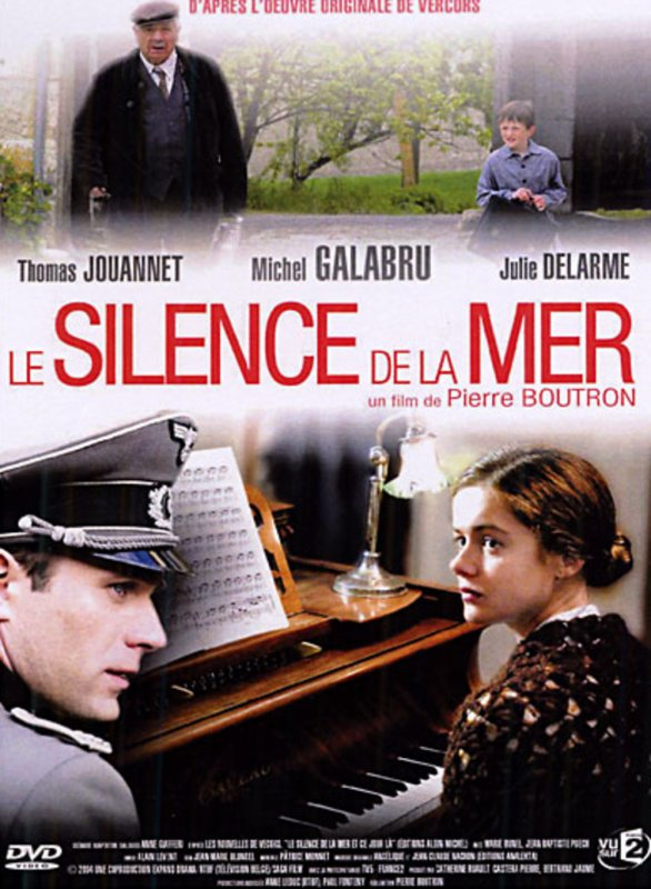 Film : Le silence de la mer (2004)