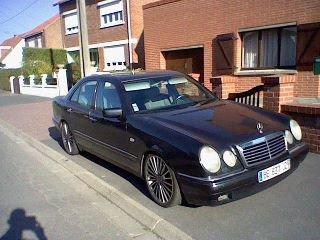 Mercedes e280 avantgarde v6