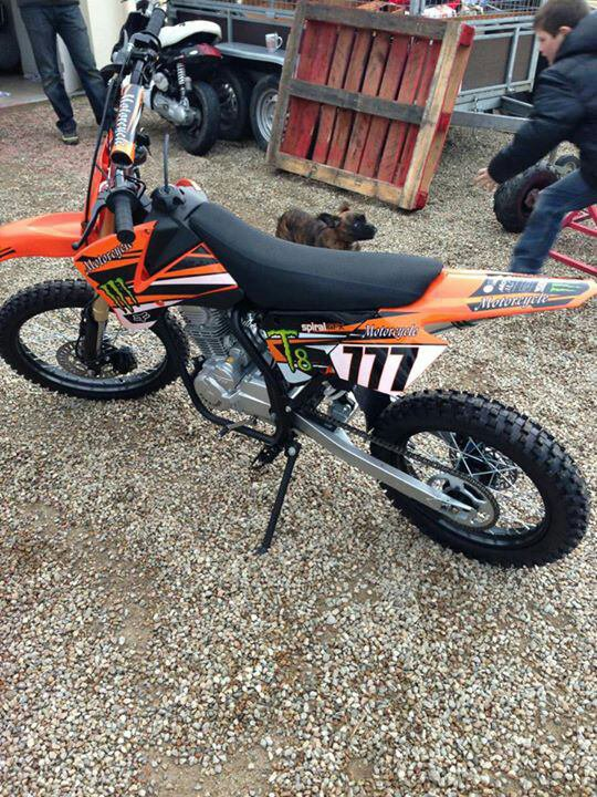 Ma tous praus miair moto cross