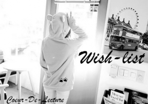 My wish-list