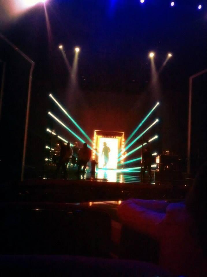 Christophe a eu un Nrj Music awards d'honneur
