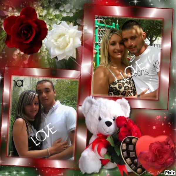 Les 2 couples qui s'adore