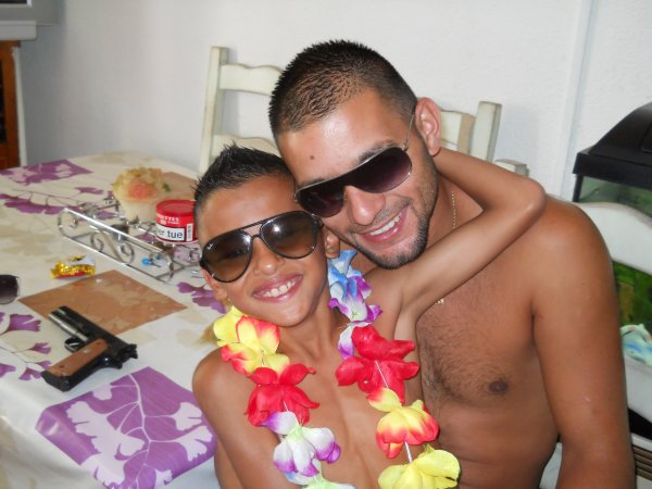 Mon petit cousin & mon homme