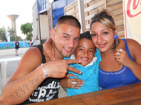 Mon homme mon petit cousin & moi
