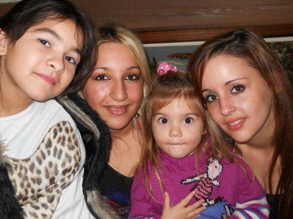 ma barbi damour et no 2 niese et notre cousine
