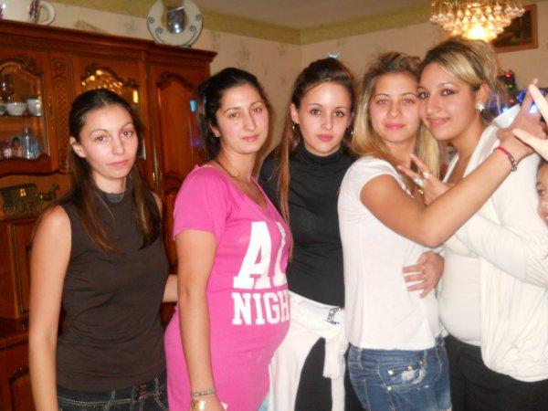 Mon ange et nos cousines