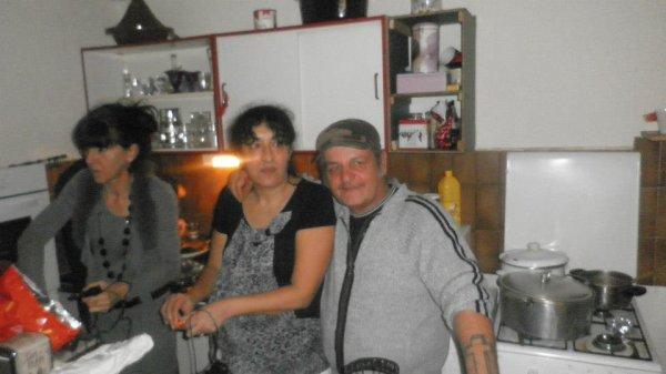 mon beau père et nos tantes
