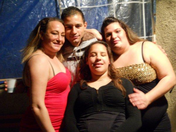 mon prince damour et la famille