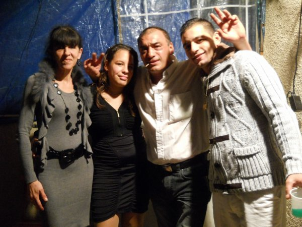 MON NAMOUR DE MA VIE ET LA FAMILLE A NOEL 2012