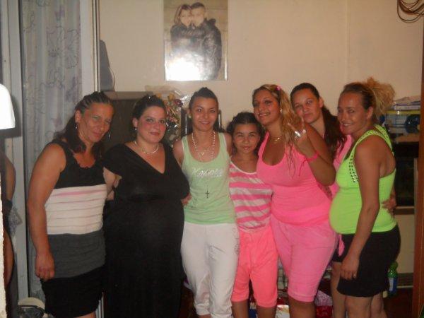 ma perle et la famille