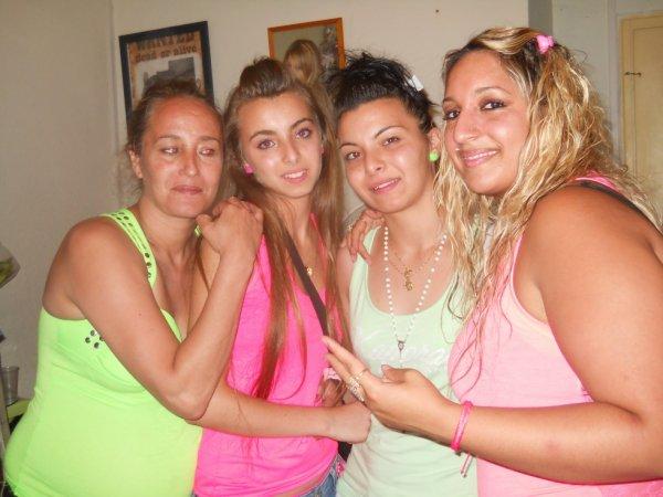 ma rene et la famille