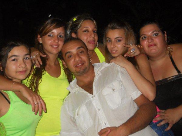 mon coeur et la famille