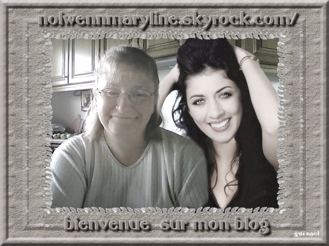 Blog de nolwennmaryline