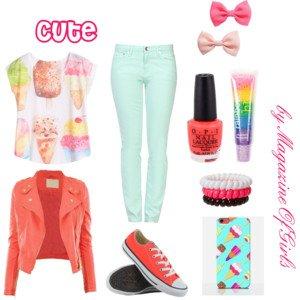 Le style cute
