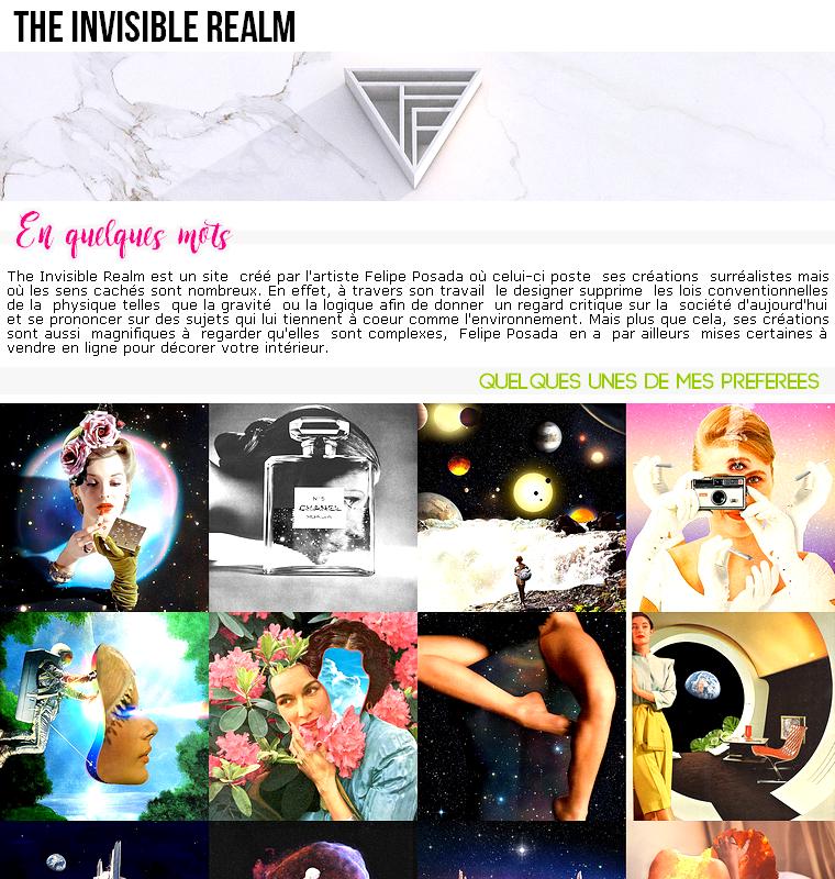 Autre   Graphisme : The Invisible Realm