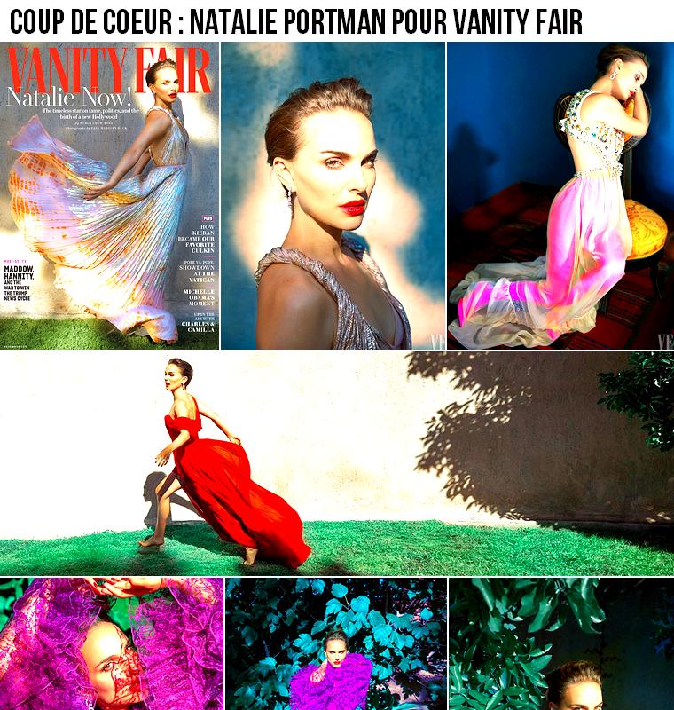Autre | Coup de coeur : Natalie Portman pour Vanity Fair
