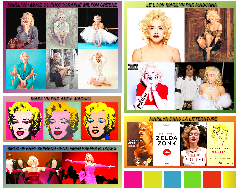 Cinéma | Portrait : Marilyn Monroe