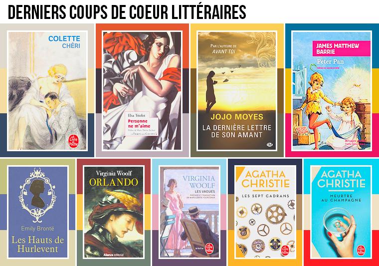 Littérature | Derniers coups de coeur littéraires