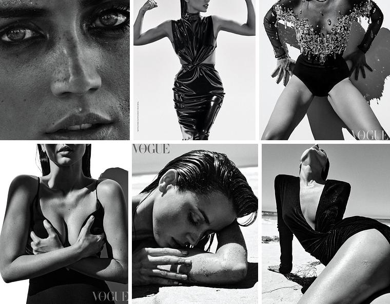 Autre | Coup de coeur : Ana De Armas pour Vogue Mexico