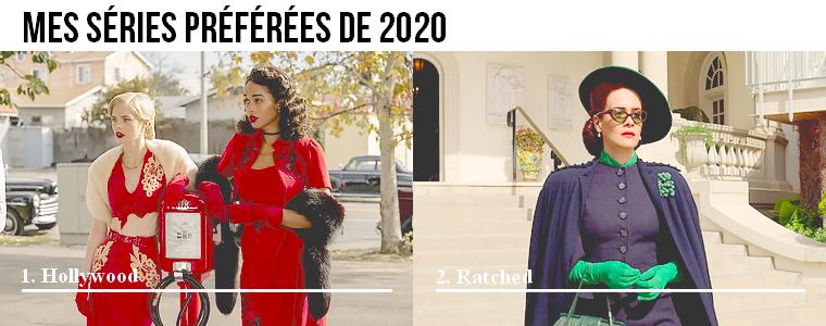 Série | Mes séries préférées de 2020