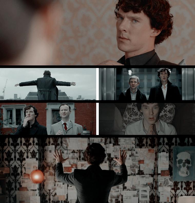 Série | Sherlock