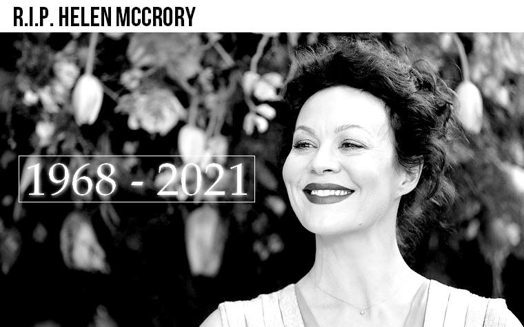 Autre | R.I.P. Helen McCrory