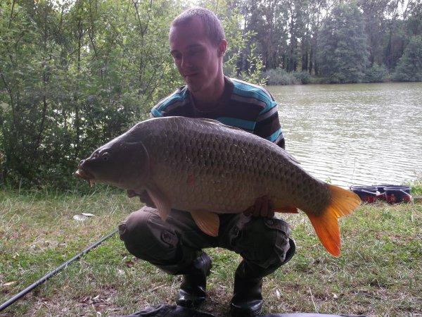 48H du 10 au 13 septembre, 12 départs pour 6 poissons , une bonne session qui fais plaiz!!!!!