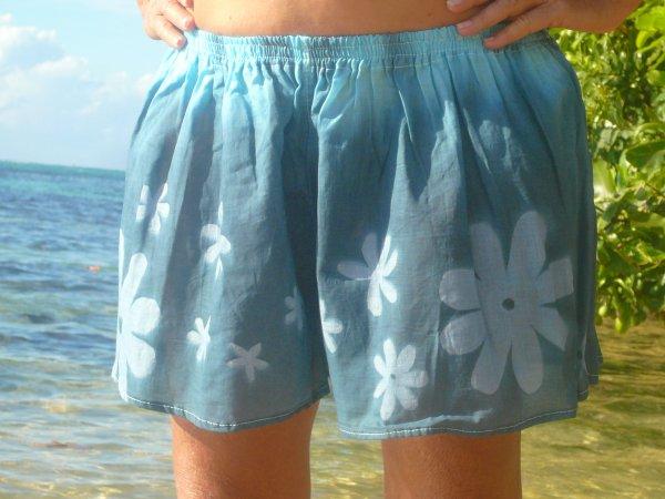 Jupe-short d'été