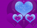 Pack fonds d'écrans : Saint Valentin.