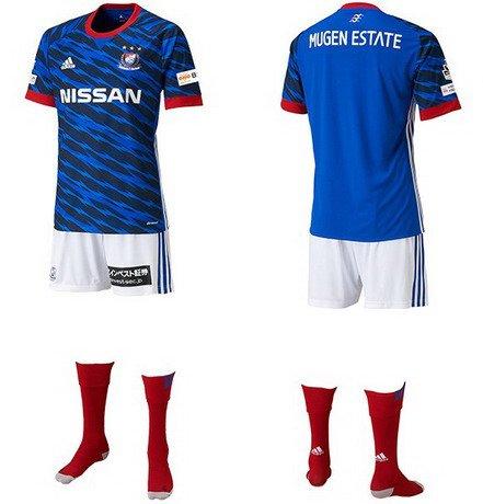 710a7b2b97d43 Camiseta futbol club Yokohama F. Marinos 2017 - replicas-camisetas ...