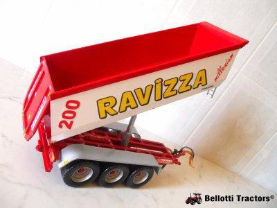 Ravizza Millenium 200