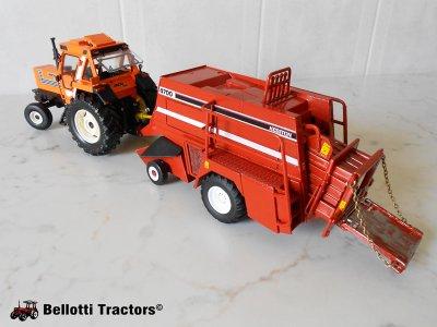 Hesston Fiatagri 4700
